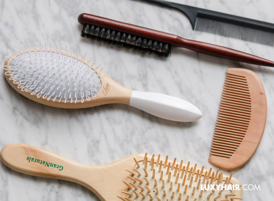 Hairbrush Guide 101: Which Hairbrush To Use When