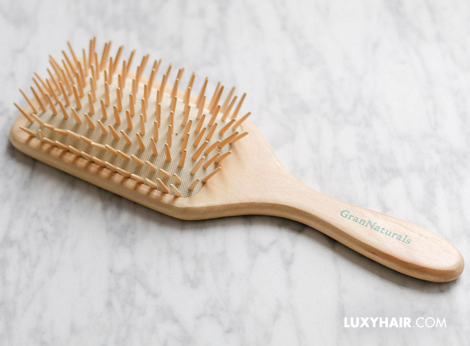 Hairbrush Guide 101 Which Hairbrush To Use When Luxy Hair
