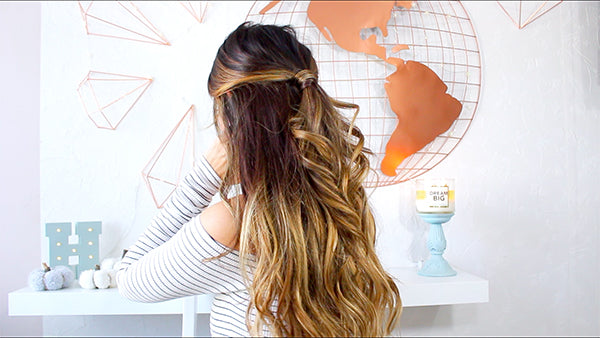 10 easy hairstyles for fall
