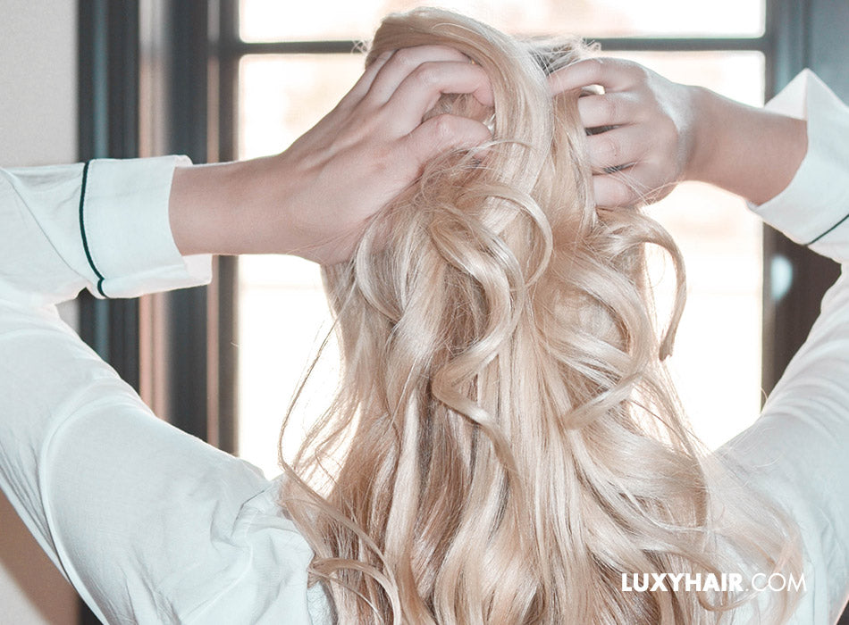 Curly Hair 10 Tips To Make Your Curls Last Longer Luxy Hair