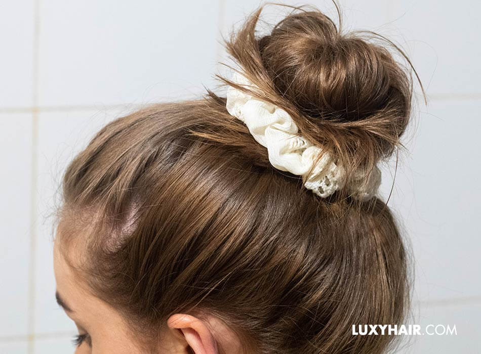 Tangled Hair How To Prevent Your Hair From Tangling Luxy Hair