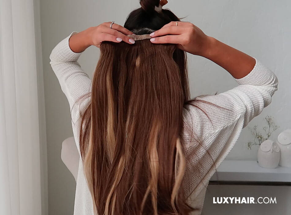 How to do loose waves
