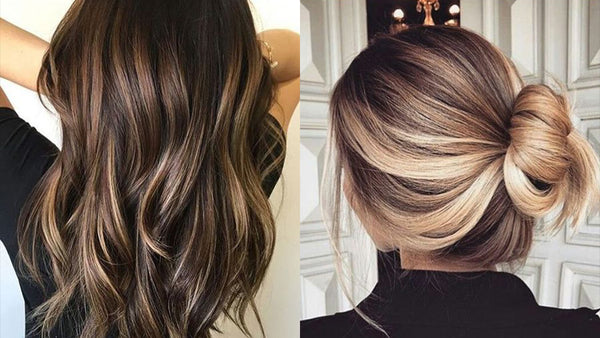 Balayage Hair: Guide To Ombre Hair And Balayage Hair – Luxy Hair