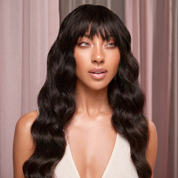 Clip In Bangs How To Wear And Style The Ultimate Guide