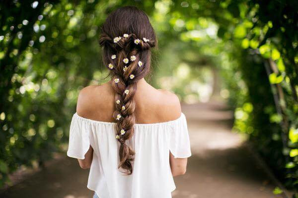 favourite summer hairstyle