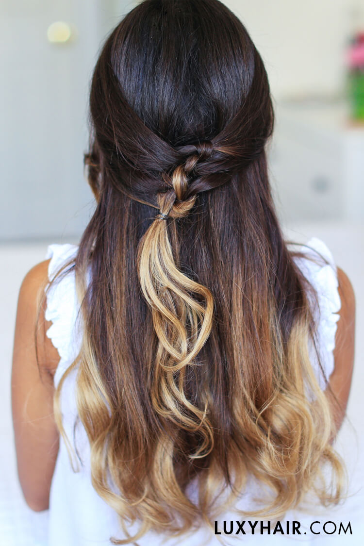 Cute Everyday Back To School Hairstyles: Quick & Easy