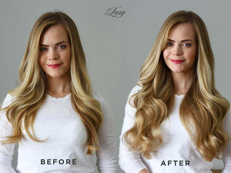 6 Different Ways To Use Hair Extensions Luxy Hair