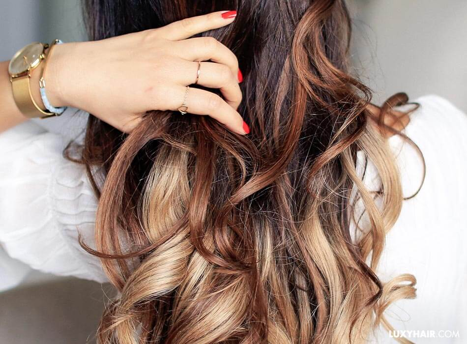 Ombre Hair Guide To Ombre Hair Luxy Hair