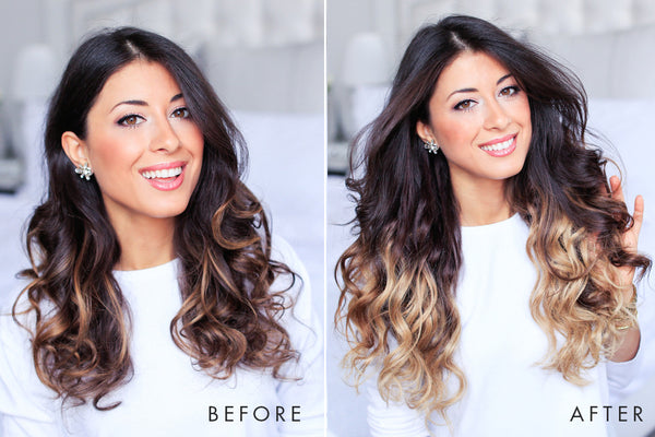 Ombre Hair 5 Reasons To Try It Luxy Hair
