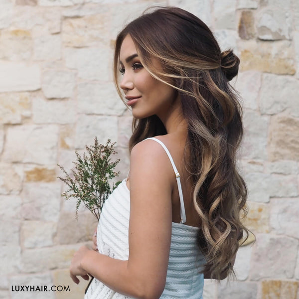 New Luxy Hair Extensions In Australia Fast Free Shipping