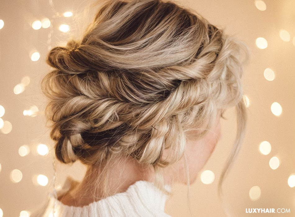 Party Hairstyles Best Hairstyles For Christmas And Holidays