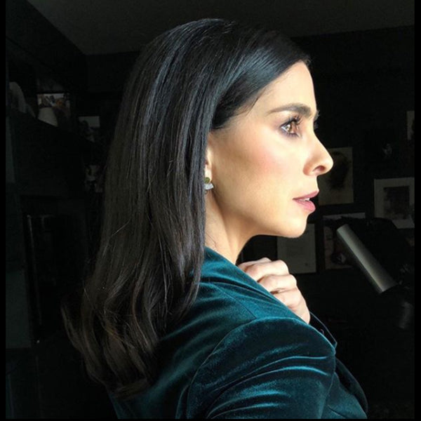Sarah Silverman styled by Sunnie Brook