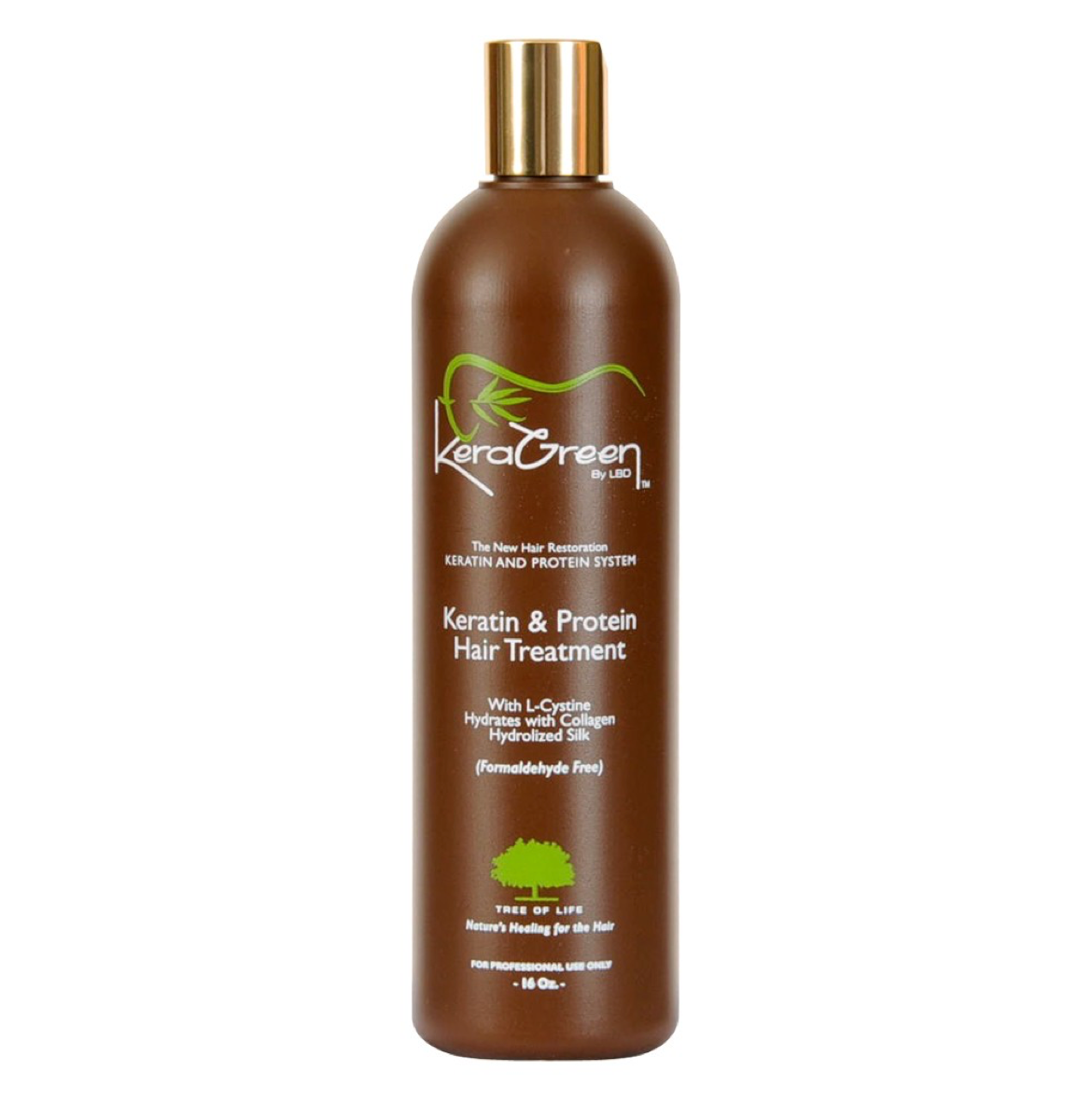 Keratin & Protein Hair Treatment KeraGreen