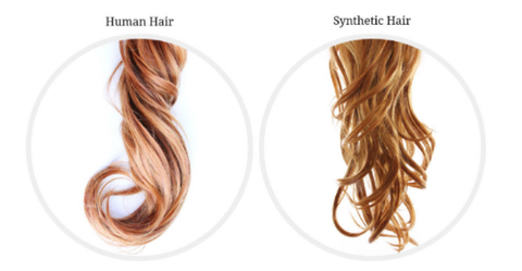 What are the different types of hair extensions luxy hair real human hair extensions vs synthetic hair extensions pmusecretfo Gallery