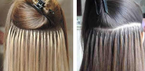 What are the different types of hair extensions luxy hair shop the best clip in hair extensions pmusecretfo Gallery