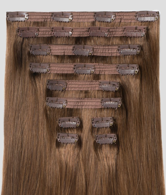 Luxy Hair Clip-In Extensions