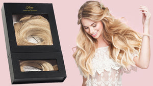 Seamless clip in luxy hair extensions learn more about the seamless collection pmusecretfo Image collections