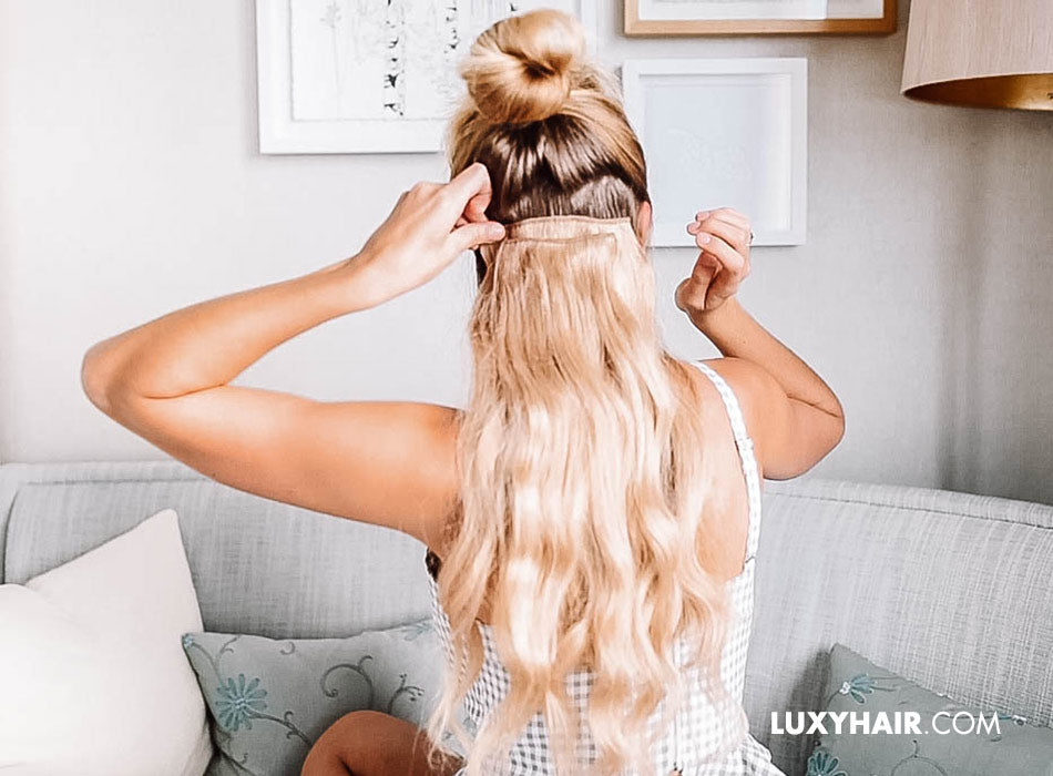 How To Textured Waves Luxy Hair