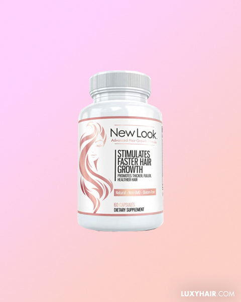 New Look Advanced Hair Growth Supplement