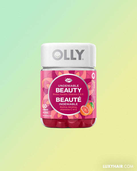 OLLY Undeniable Beauty Gummy Supplement