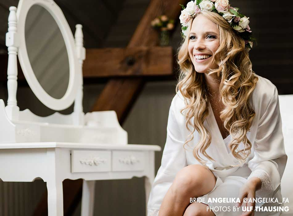 Slay your wedding hair trial with these 10 tips