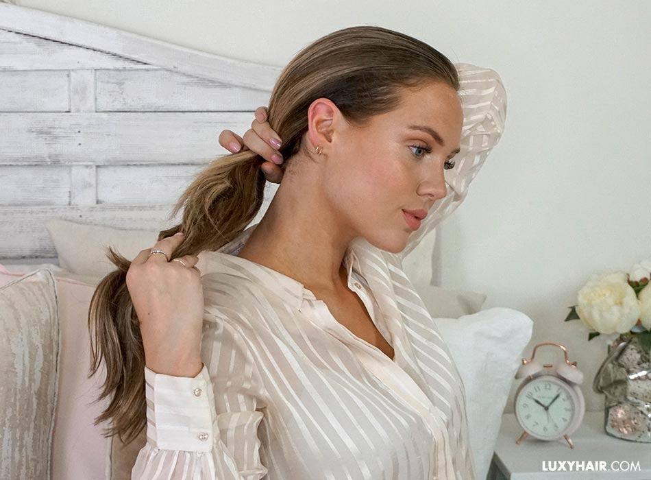 3 easy holiday updos