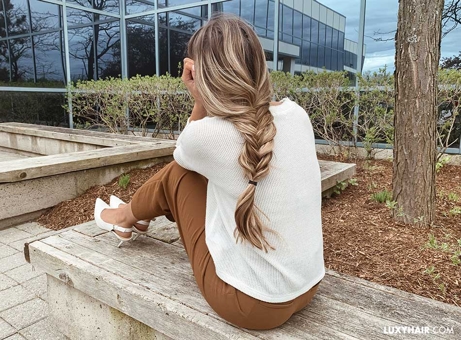 6 ways to use hair extensions