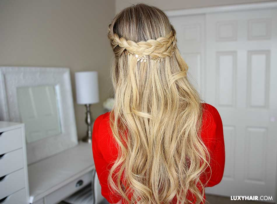 Valentine's Day Hairstyles