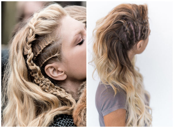 easy hairstyles for coachella