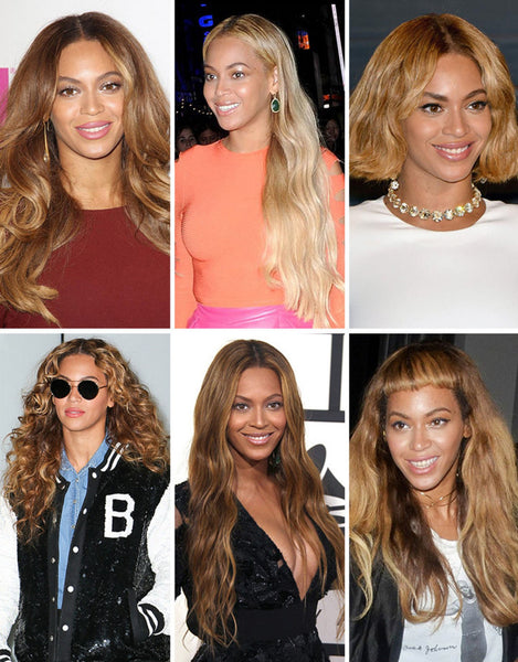 Which celebrities wear hair extensions luxy hair beyonce hair extensions pmusecretfo Image collections