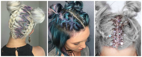 hair ideas for festivals