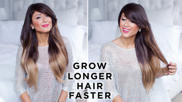 grow longer hair faster