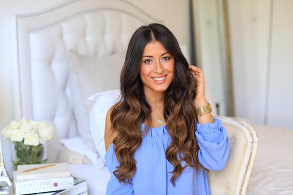 Mimi Ikonn's go to hair waves