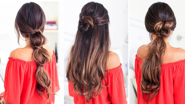 lazy hairstyles luxy hair