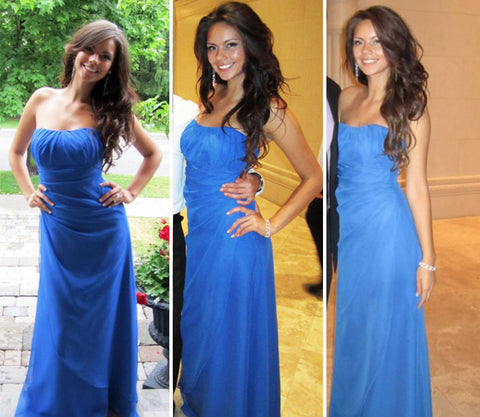 prom dress and best hair extensions