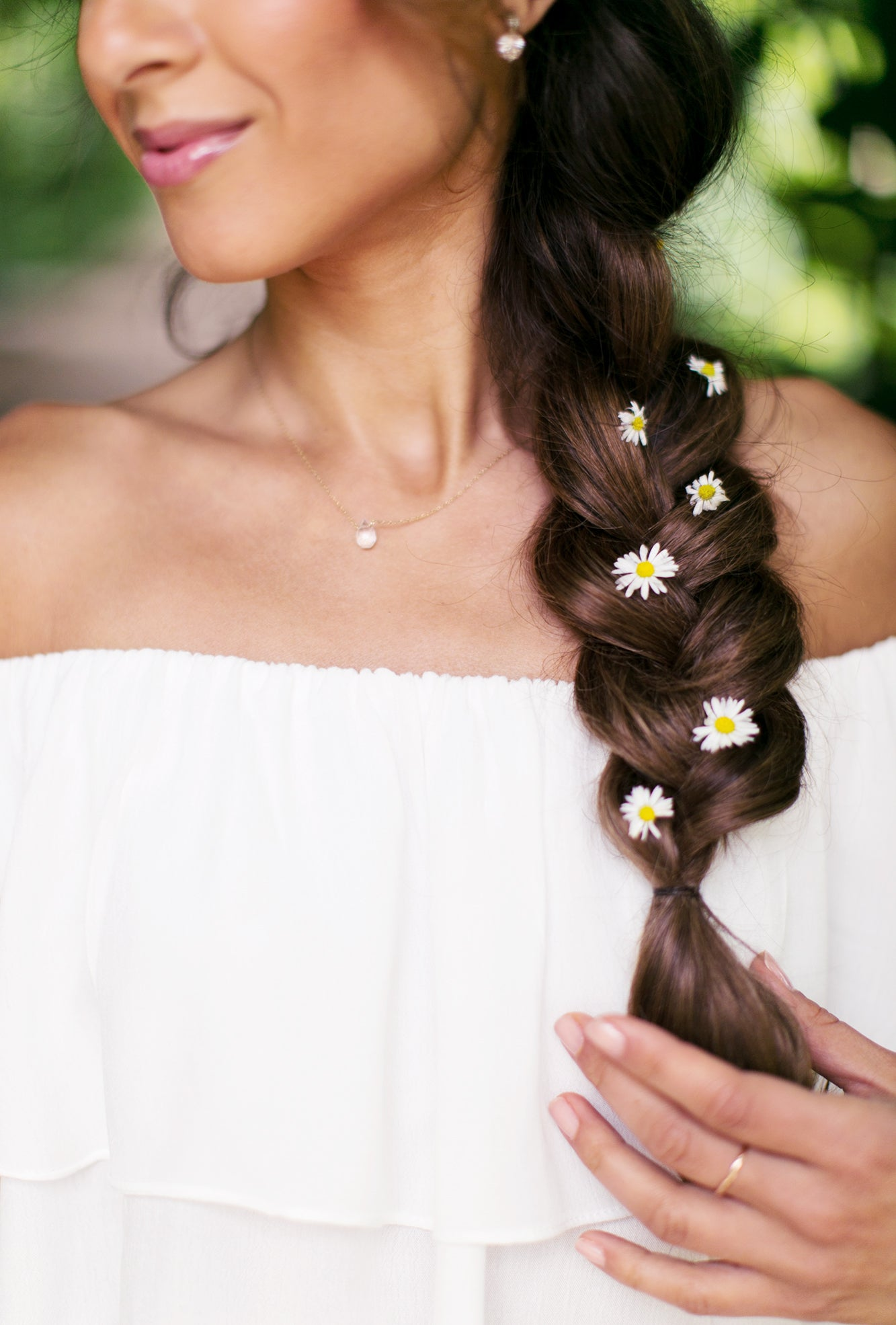 Luxy Hair Braid For Summer