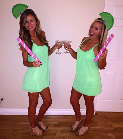 25 Ridiculously Easy Halloween Costumes (DIY) | Luxy Hair Blog | Margarita