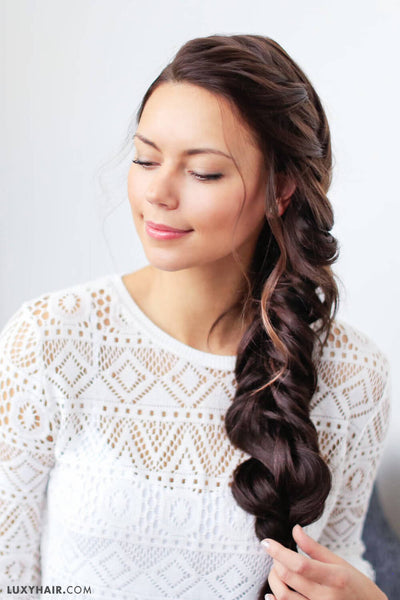 Easy Summer Hairstyles | Luxy Hair Blog
