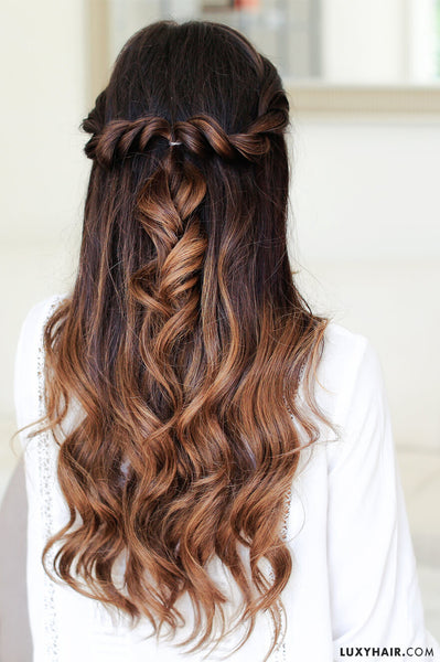 25 Easy Summer Hairstyles Luxy Hair