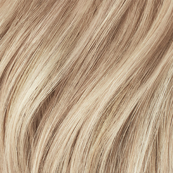 Seamless Beige Blonde Volume Bundle Clip-Ins