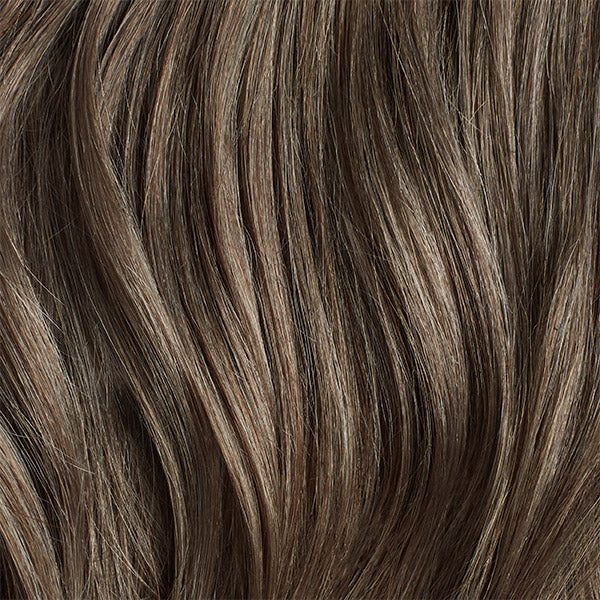 Seamless Sandy Brown Volume Bundle Clip-Ins