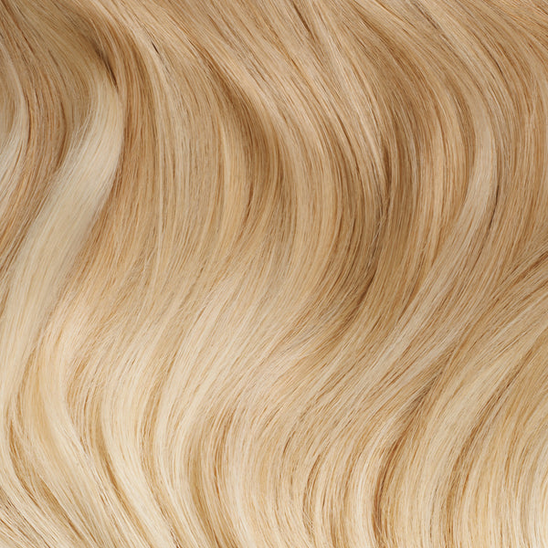 Seamless Blonde Balayage Volume Bundle Clip-Ins