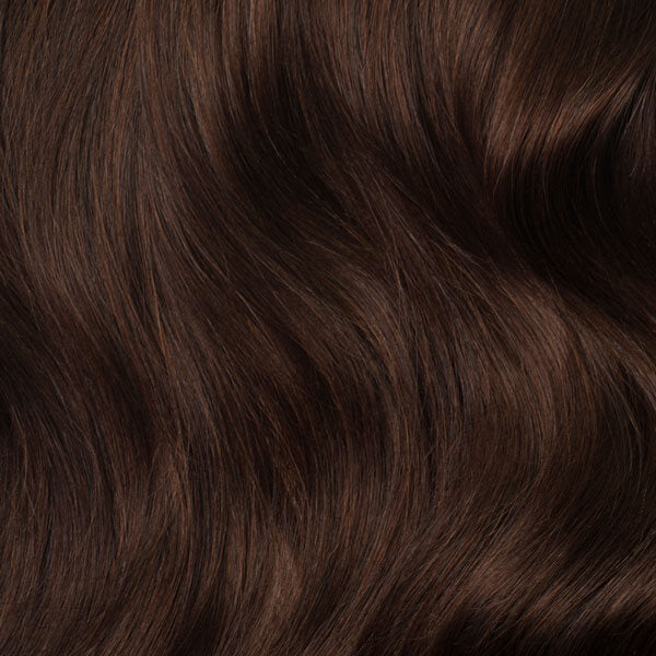 Classic Chocolate Brown Volumizer Weft
