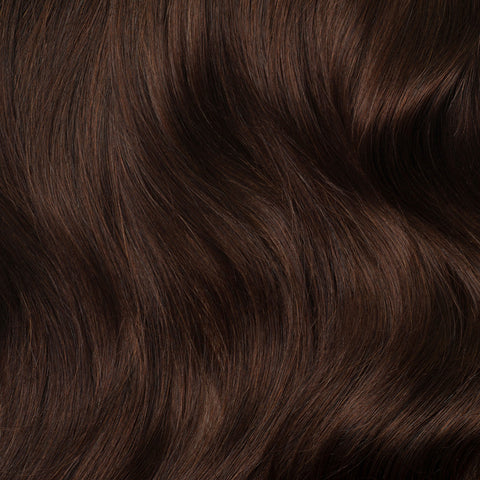 Seamless clip in hair extensions chocolate brown luxy hair seamless chocolate brown 4 pmusecretfo Image collections