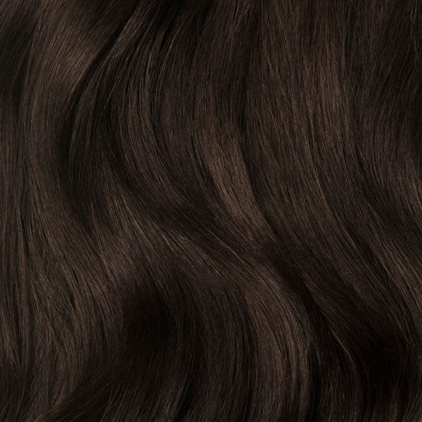 Dark Brown Volumizer Weft