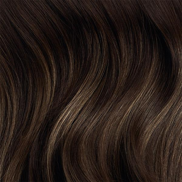 Dark Ash Brown Balayage Halo®