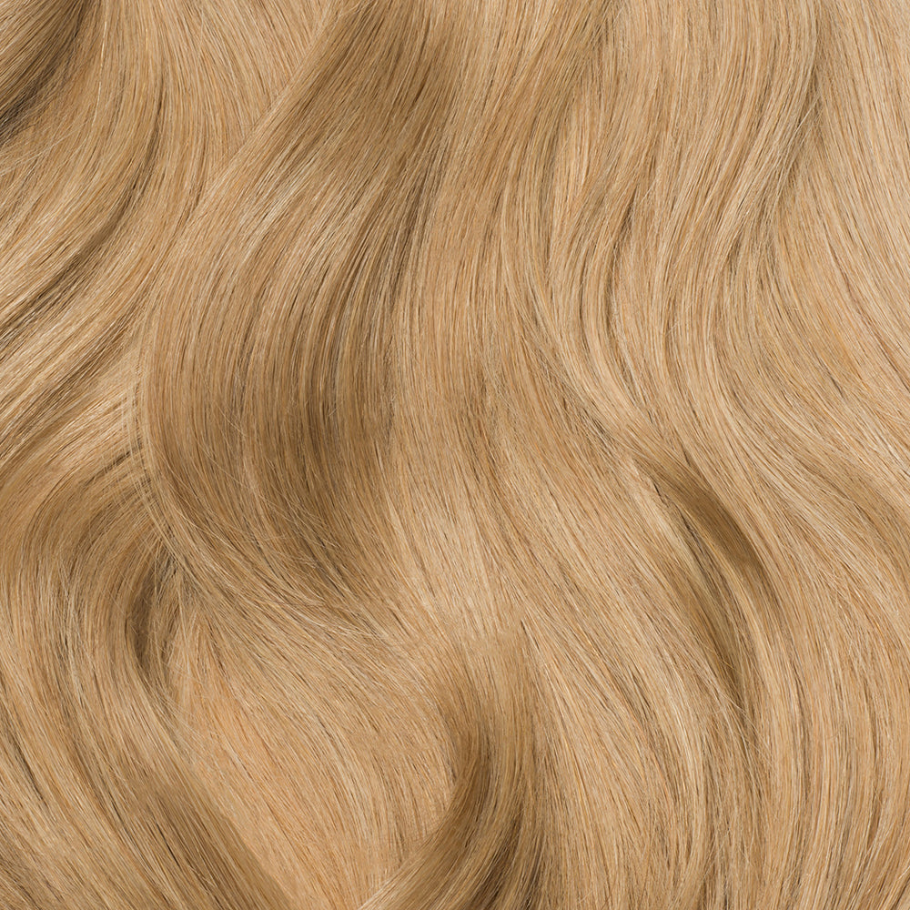 Clip In Bangs Color Dirty Blonde Luxy Hair