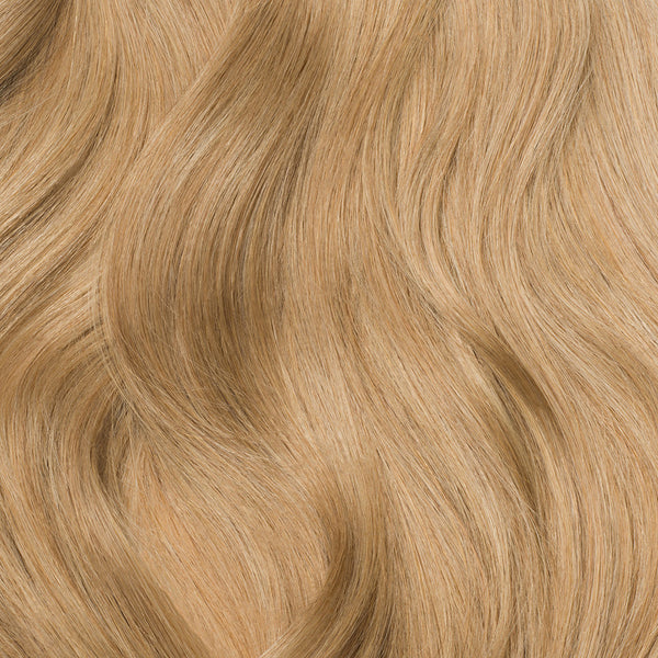 Clip In Hair Extensions Dirty Blonde Color 18 220 Grams Luxy Hair