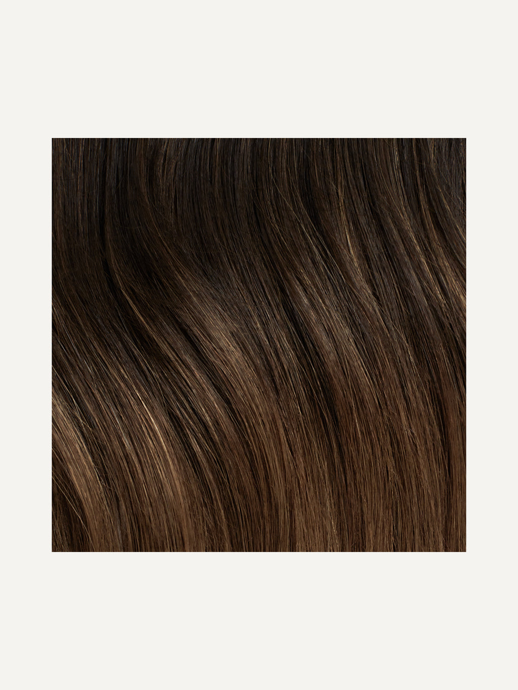 Luxy Hair - Sample Ombre Chestnut