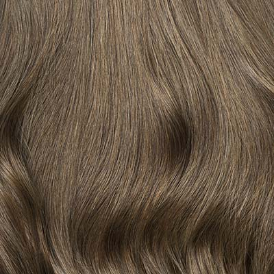 Classic Ash Brown Volumizer Weft